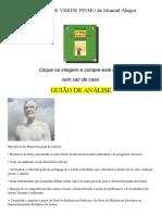 Conto Manuel Alegre Naus de Verde Pinho Superguiao de Olindagil