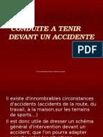 2-Conduite a Tenir Devant Un Accidente