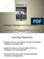 CHAPTER 2 (Strategic Management Accounting)