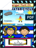 Water Cycle Scavenger Hunt 1