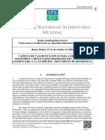 CSA Cadenas de Valor Inclusivas Para Agricultura Sostenible y SAN