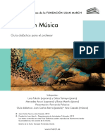 Guia Pesia en Música - FJM