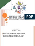 Capitulo 1 - Redes de Computadoras