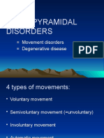 Extrapyramydal Disorder
