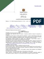 Legea Cu Privire La Formarea Bunurilor Imobile 354 Din 281004