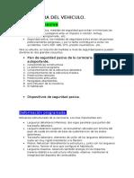 Estructura Del Vehiculo.