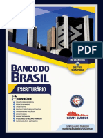 Banco Do Brasil Bb Escriturario 2015 7898620620837