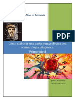 1er. Nivel Numerología Pitagórica