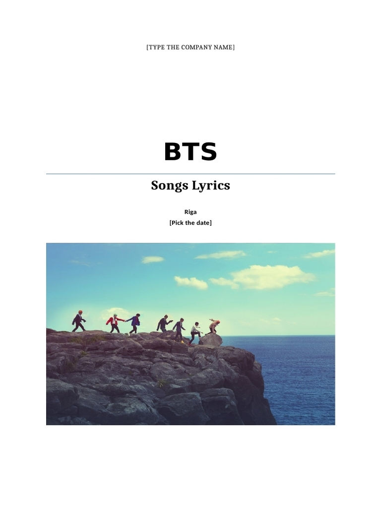 Bts songs lyrics songs leisure stopboris Gallery
