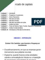 Slide Mercado de Capitais