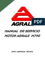 Motor M 790 ESP