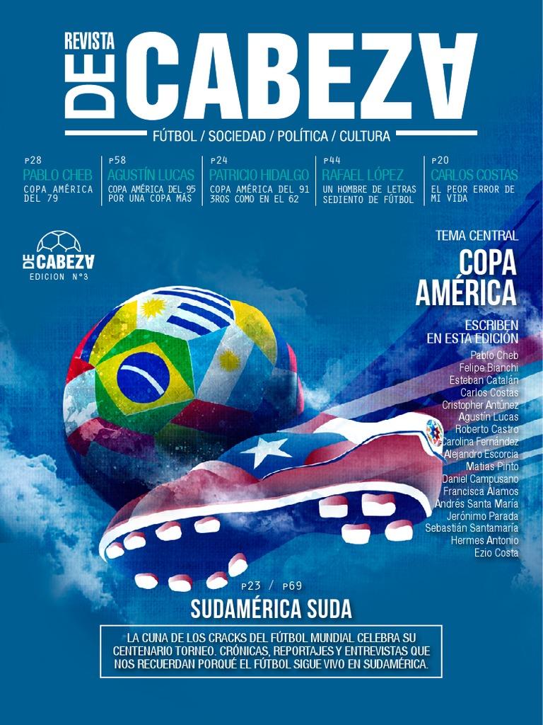 fb4af00725 DeCabeza (2015) N3. Especial Copa América