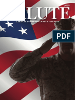 Salute to Veterans Magazine