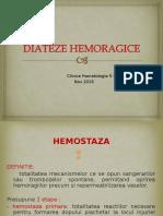 Diateze Hemoragice -