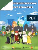 Plan de Emergencias Para Entidades Religiosas