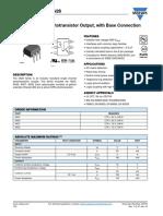4N27-Optocoupler