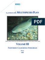 2016 Steelhead Recovery Plan Volume III