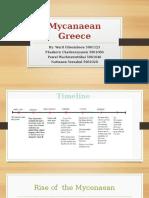 mycanaean greece ppt