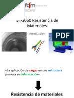 Clase 1 Intro resistencia de materiales