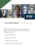 five good emperor  for presentation