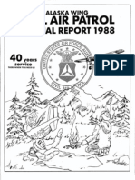 Alaska Wing - Annual Report (1988)