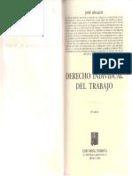 DERECHO INDIVIDUAL DEL TRABAJO - JOSÉ DÁVALOS.pdf