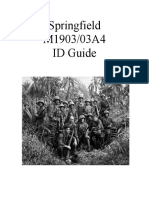 1903 Springfield Identification Guide