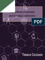 1 Desarrollo de Mecanismos Para El Trabajo Colaborativo