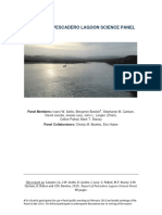 2016 Report of Pescadero Lagoon Science Panel