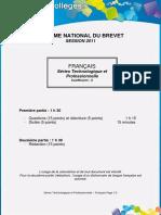39be854ea29c025843d3f11c37af0e87-annales-francais-2011