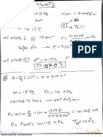 Thermodynamics Problems Section