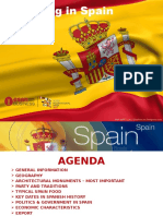 Marketing in Spain (SC)
