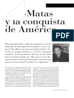 «Vila-Matas y la conquista de América», por Jorge Herralde