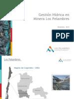 Presentación Minera Los Pelambres