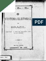 o Systema Eleitoral No Brazil
