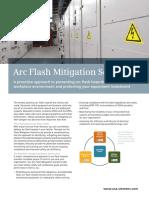 Arc Flash Mitigation Solutions