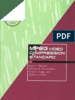 Chad Fogg_ Didier J. LeGall_ Joan L. Mitchell_ William B. Pennebaker-MPEG Video Compression Standard (Digital Multimedia Standards Series) (Digital Multimedia Standards Series)-Springer (1996)