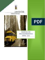 Manual de Procedimientos ENFA222
