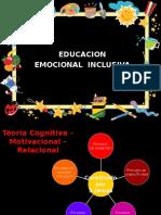 Educacion Emocional Inclusiva
