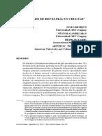 De_Brun-Gandelman-Kamil-Porzecanski El Mercado de Renta Fija en Uruguay
