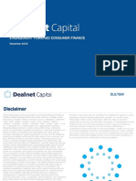 Dealnet Investor Presentation November 2016