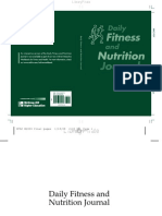 Daily Fitness and Nutrition Journal Edition 8 by Thomas D. Fahey, Paul M. Insel, Walton T. Roth .LibraryPirate.me