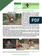 nieuwsbrief 16 oktober 2012