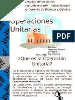 Operaciones Unitariasss
