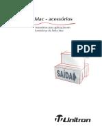 Mac Acessorios Catalogo 1