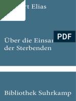 Norbert Elias - Über die Einsamkeit der Sterbenden.pdf