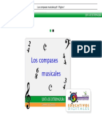 Los Compases Musicales