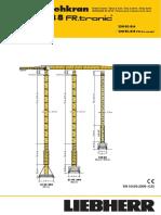 Grúa Torre Liebherr 130EC-B8 (t)