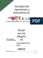 EXCEL EN LOS NEGOCIOS trabajo final.docx