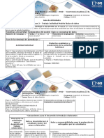 GuiaRubrica_Fase 2 Trabajo Individual Modelo Lógico de Datos